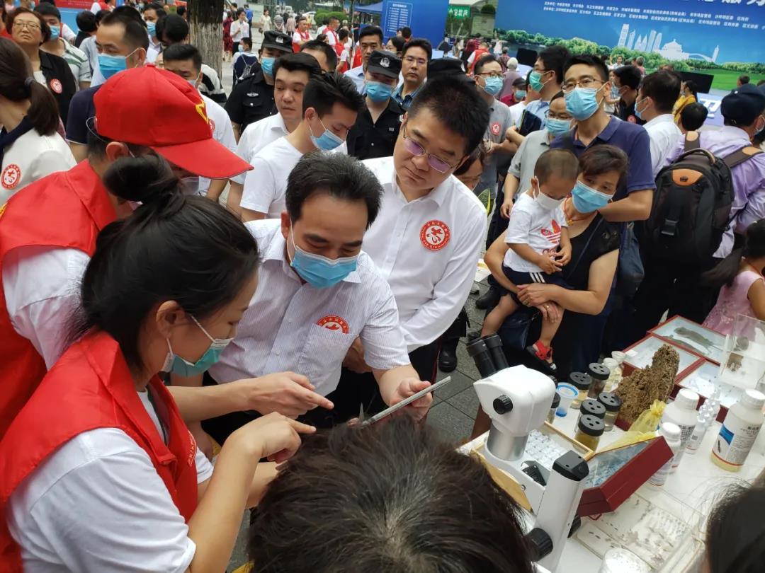病媒防制志愿服务